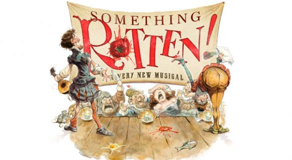 Something Rotten! at Bass Concert Hall