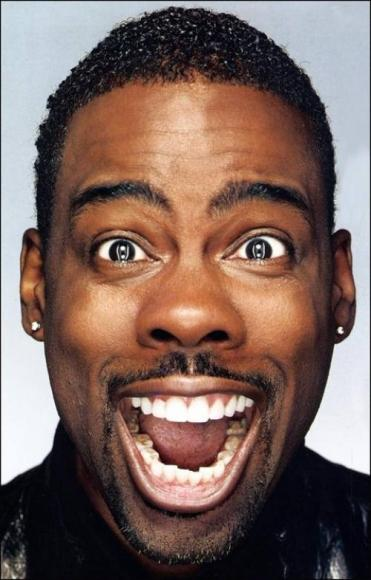 Chris Rock at Bass Concert Hall