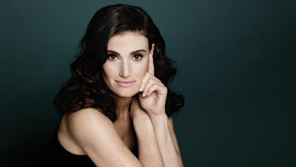 Idina Menzel at Bass Concert Hall