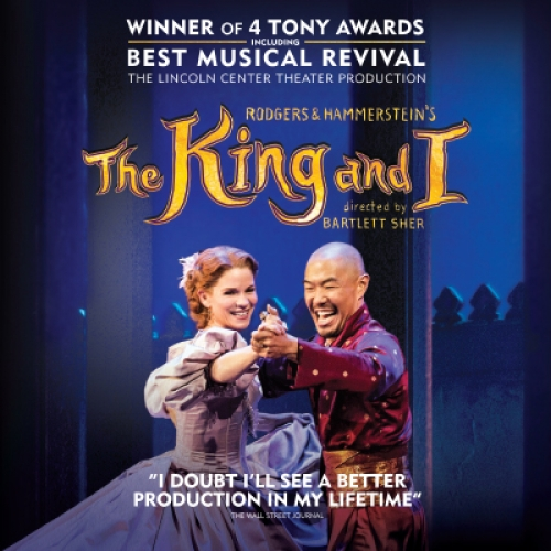 Rodgers & Hammerstein's The King and I at Bass Concert Hall