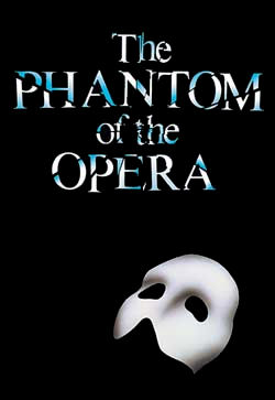 Phantom Of The Opera at Bass Concert Hall