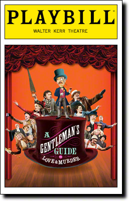 A Gentleman's Guide to Love and Murder at Bass Concert Hall