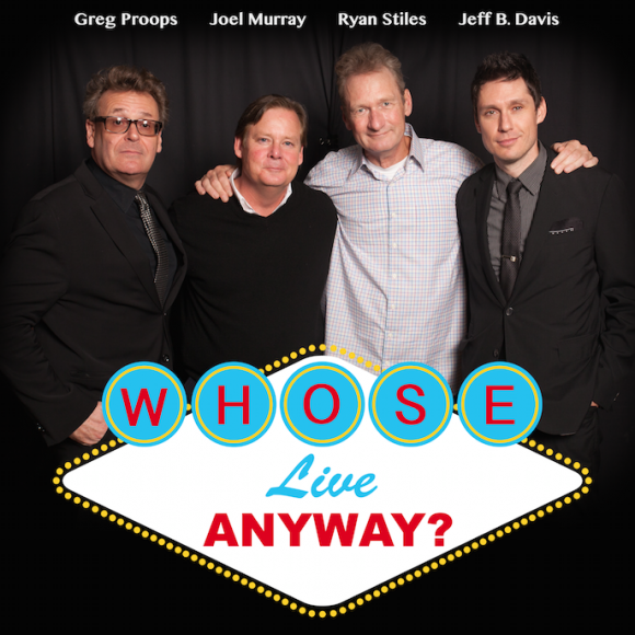 Whose Live Anyway? at Bass Concert Hall