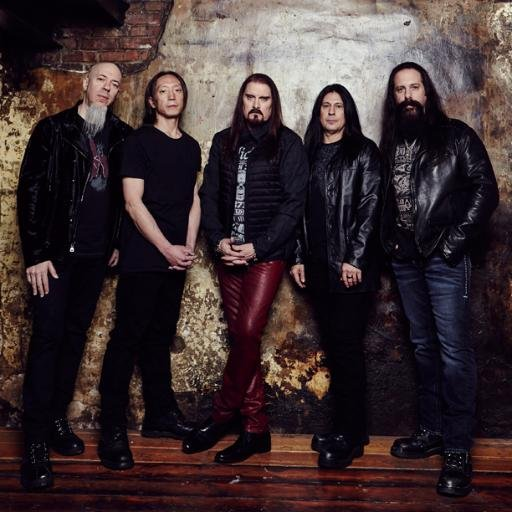 Dream Theater at Bass Concert Hall