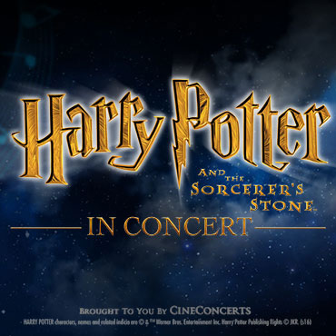 Harry Potter and the Sorcerer's Stone - In Concert at Bass Concert Hall