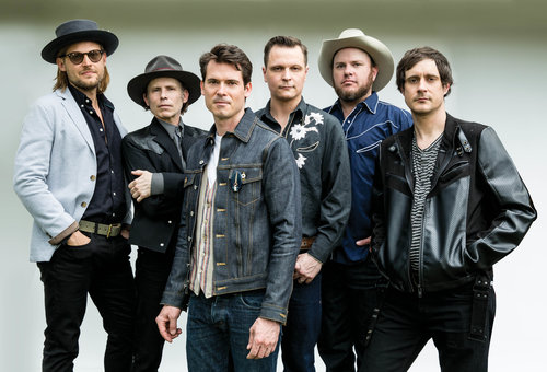 Old Crow Medicine Show at Bass Concert Hall