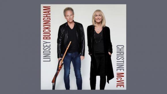 Lindsey Buckingham & Christine McVie at Bass Concert Hall