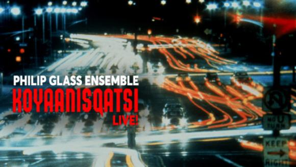 Philip Glass Ensemble: Koyaanisqatsi at Bass Concert Hall