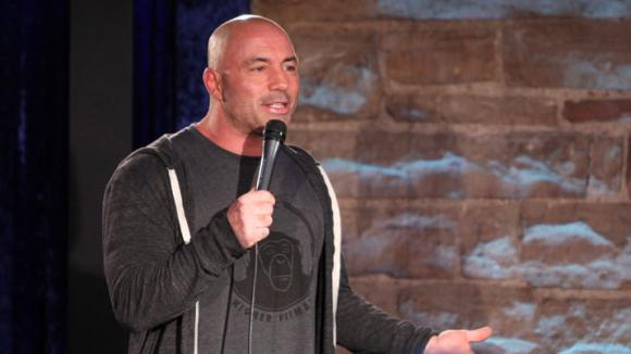 Joe Rogan at Bass Concert Hall