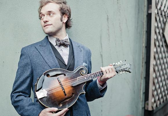 Chris Thile: A Prairie Home Companion at Bass Concert Hall
