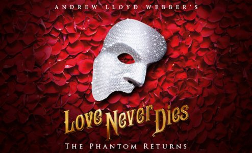 Love Never Dies at Bass Concert Hall