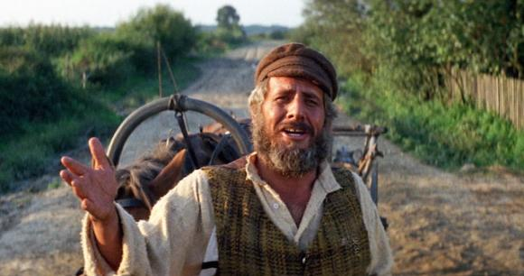 Fiddler on the Roof at Bass Concert Hall