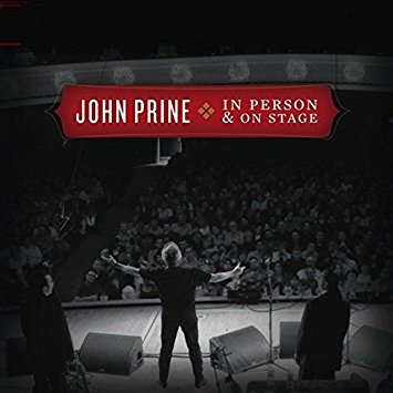 John Prine at Bass Concert Hall