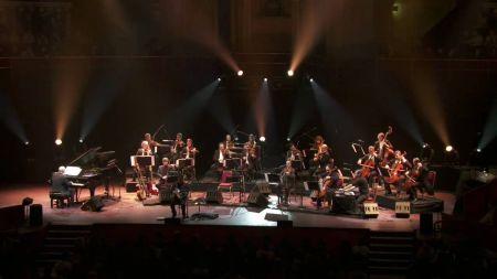 Ludovico Einaudi at Bass Concert Hall