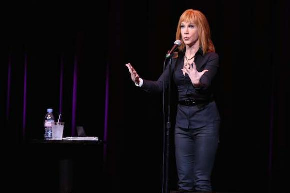 Kathy Griffin at Bass Concert Hall