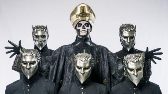 Ghost - The Band at Bass Concert Hall
