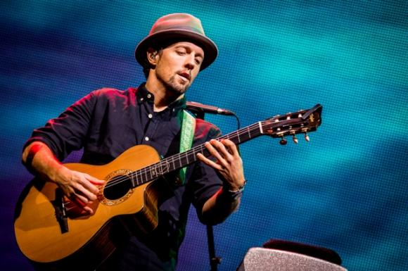 Jason Mraz at Bass Concert Hall