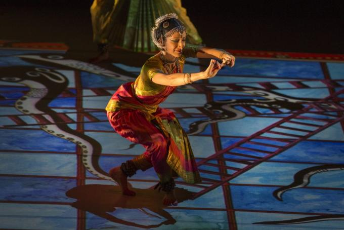Ragamala Dance Company: Written In Water at Bass Concert Hall