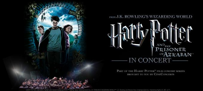 Harry Potter and the Prisoner of Azkaban In Concert at Bass Concert Hall