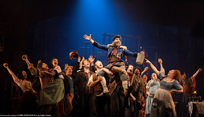 Les Miserables at Bass Concert Hall