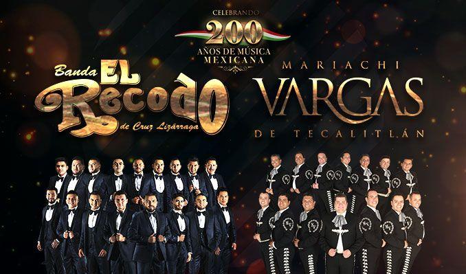 Banda El Recodo & Mariachi Vargas de Tecalitlan at Bass Concert Hall