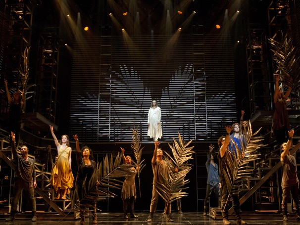 Jesus Christ Superstar at Bass Concert Hall