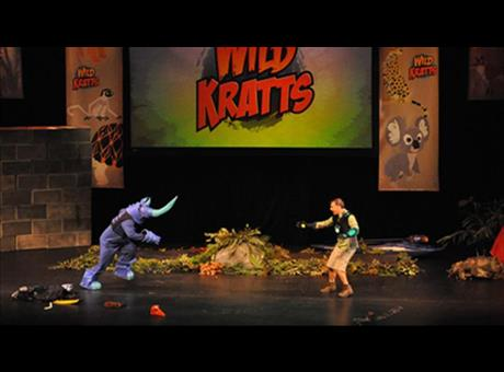Wild Kratts - Live at Bass Concert Hall