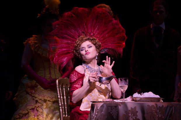 Hello, Dolly! at Bass Concert Hall