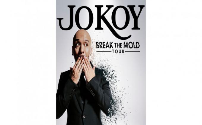 Jo Koy at Bass Concert Hall