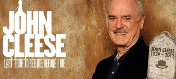 John Cleese at Bass Concert Hall