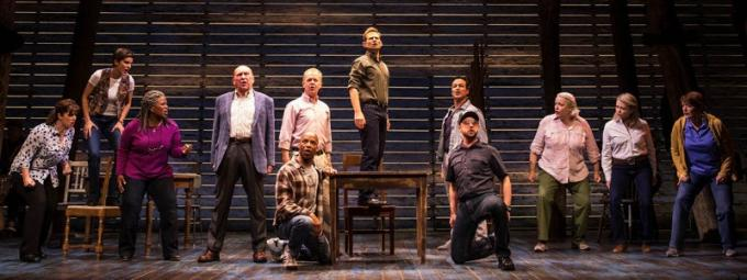 Come From Away at Bass Concert Hall