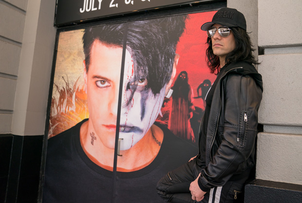 Criss Angel at Bass Concert Hall