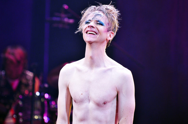 John Cameron Mitchell at Bass Concert Hall