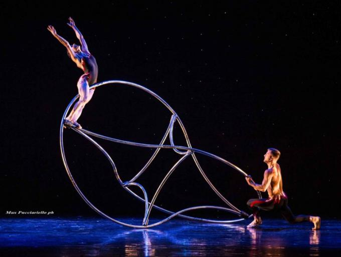 Viva Momix at Bass Concert Hall