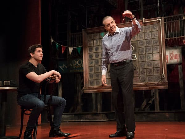 A Bronx Tale at Bass Concert Hall