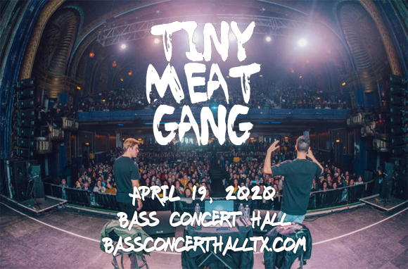 Tiny Meat Gang Tour: Cody Ko & Noel Miller at Bass Concert Hall