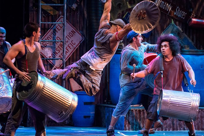 Stomp at Bass Concert Hall