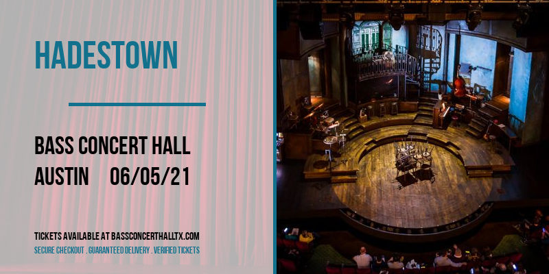 Hadestown at Bass Concert Hall