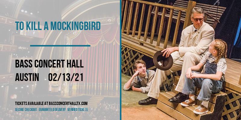 To Kill a Mockingbird [CANCELLED] at Bass Concert Hall